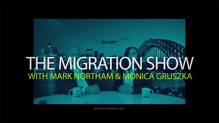 The Migration Show with Mark Northam and Monica Gruszka